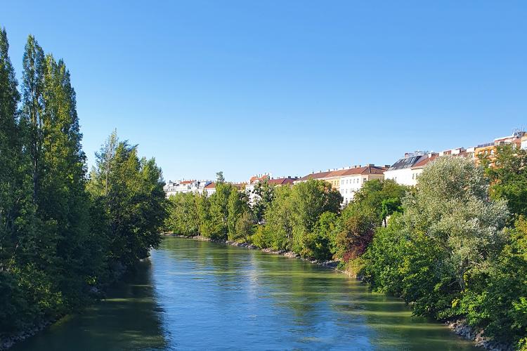 An der schönen Donau...