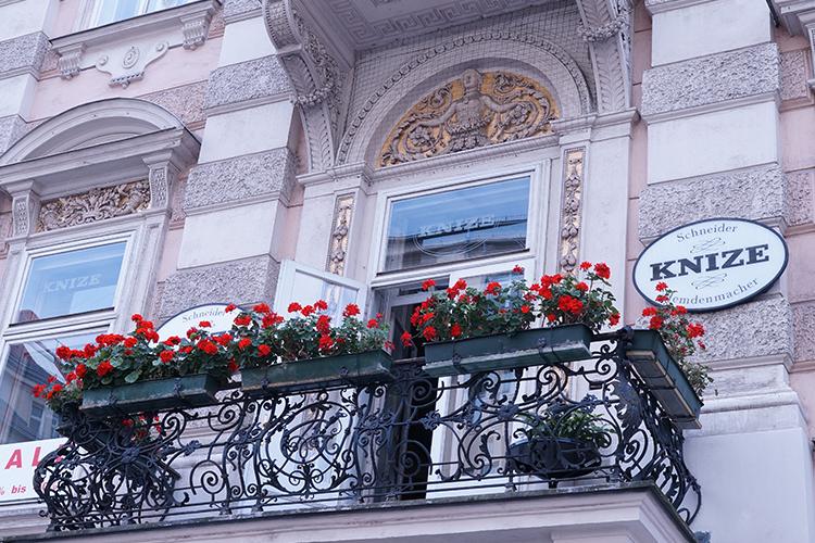 Wiens besondere Altbaugebäude haben ihren ganz eigenen Charme.